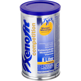 Xenofit Competition Drink Tub 688g, Mango/Passion Fruit